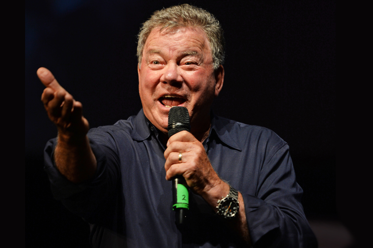 Hear William Shatner, Iggy Pop's 'Silent Night' From Upcoming Christmas LP