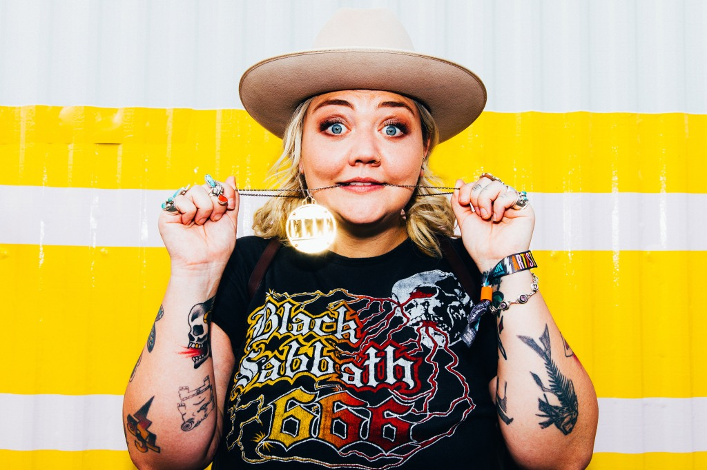 Elle King brought her punk-y country rock to ACL 2018.
