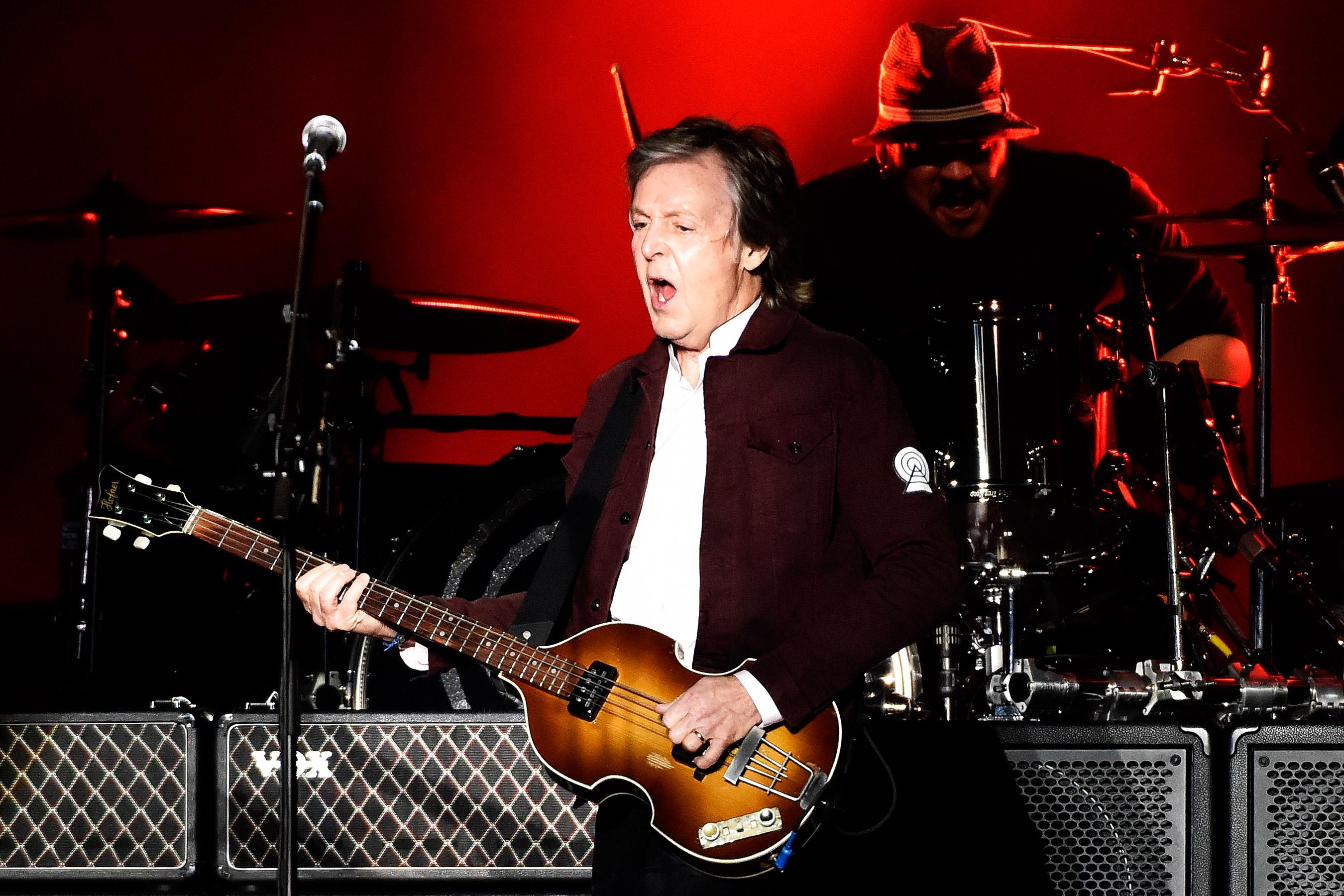 The Beatles Polska: McCartney zagrał na Austin City Limits Music Festival