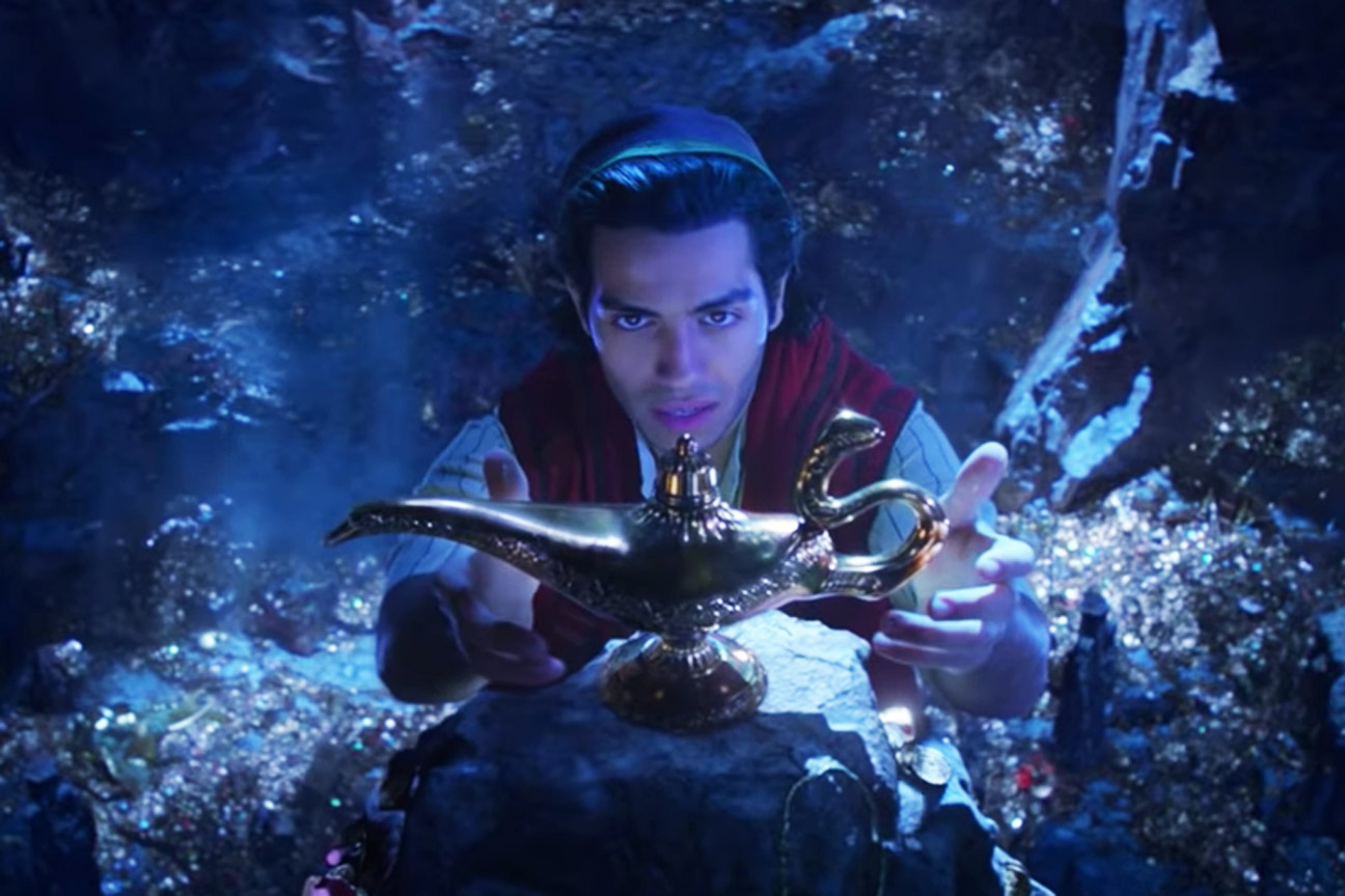Disney's 'Aladdin': Preview Sleek Live-Action Adaptation