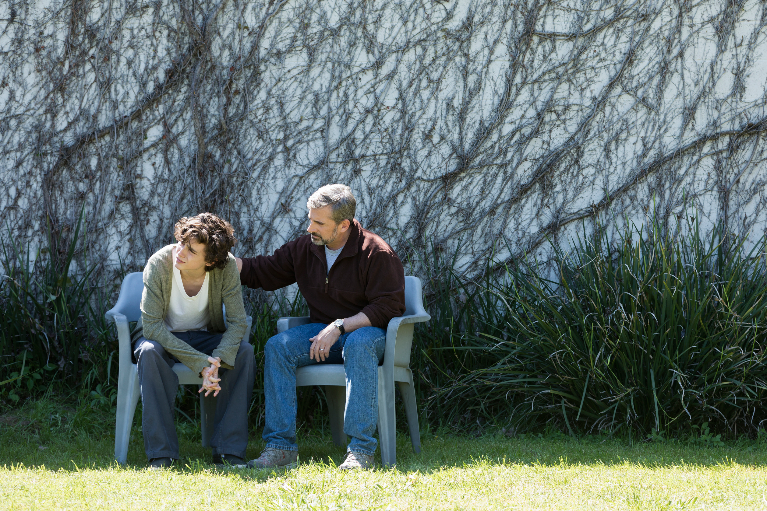'Beautiful Boy': Carell, Chalamet Star in Gut-Wrenching Addiction Drama