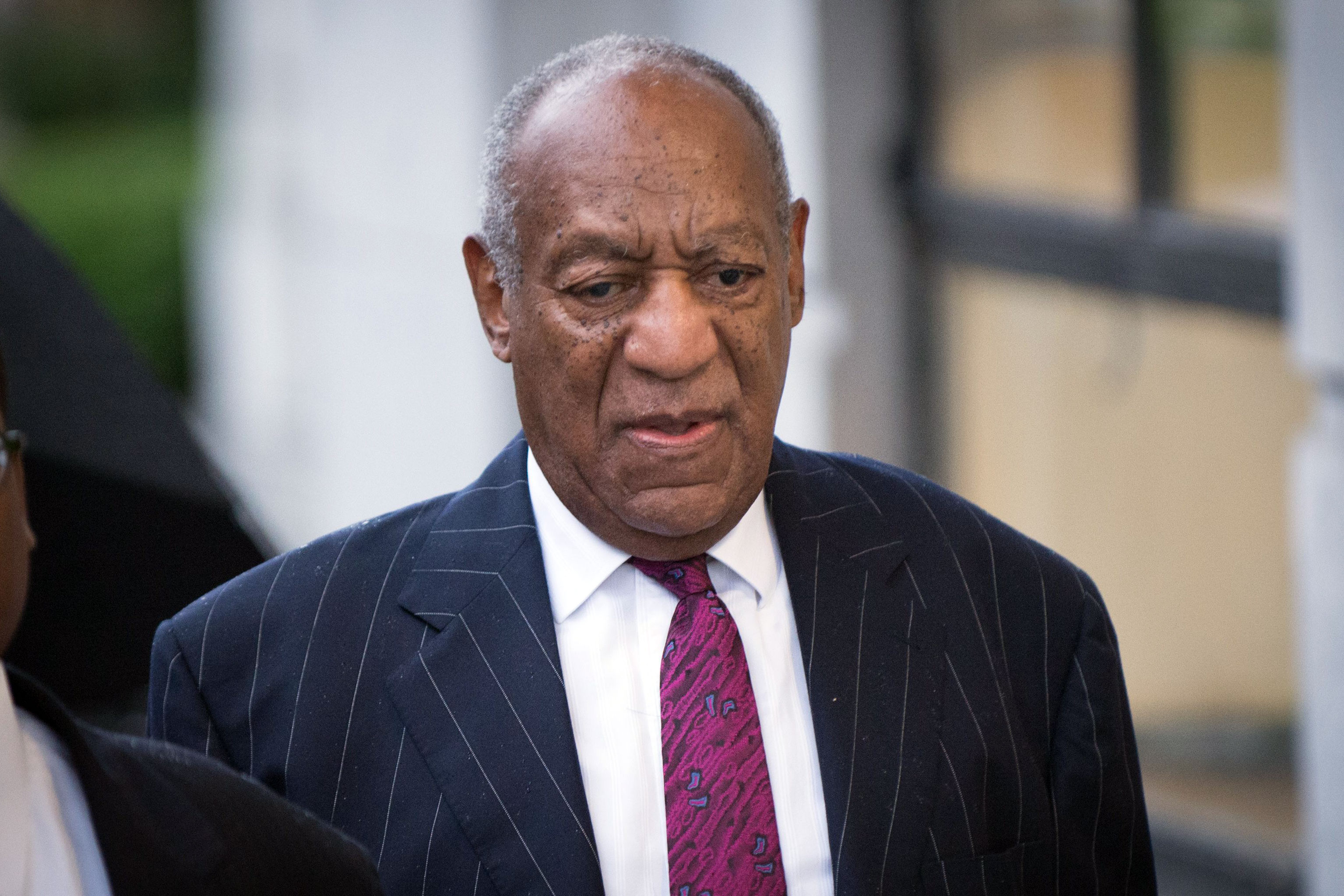 a63f23dca406 US entertainer Bill Cosby arrives at the Montgomery County Courthouse in  Norristown, Pennsylvania, USA