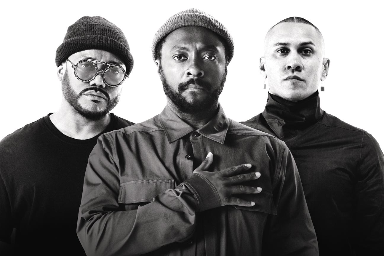 Black Eyed Peas 2018 Apl De Ap Will I