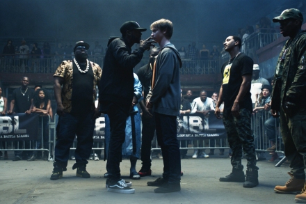 Bodied' Review: Battle-Rap Comedy Fights P C  Culture to a