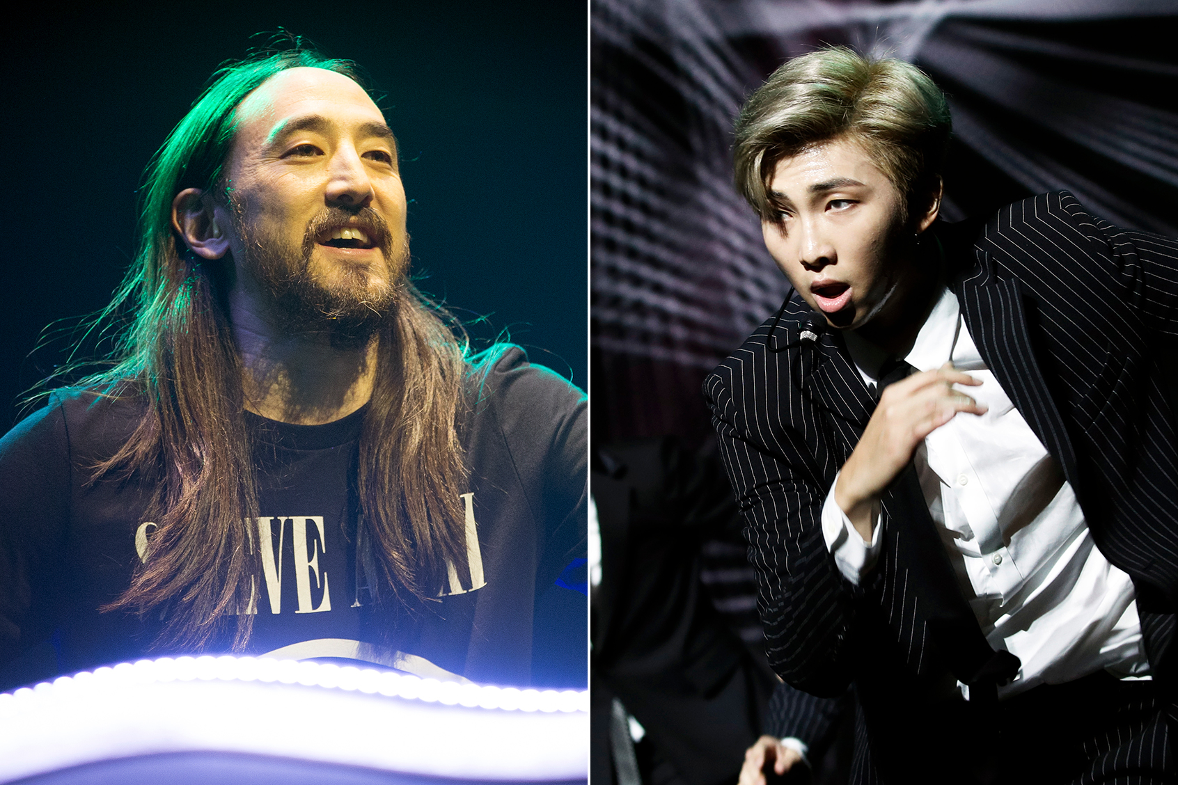 Bts Steve Aoki Join Forces Again On Waste It On Me Rolling Stone