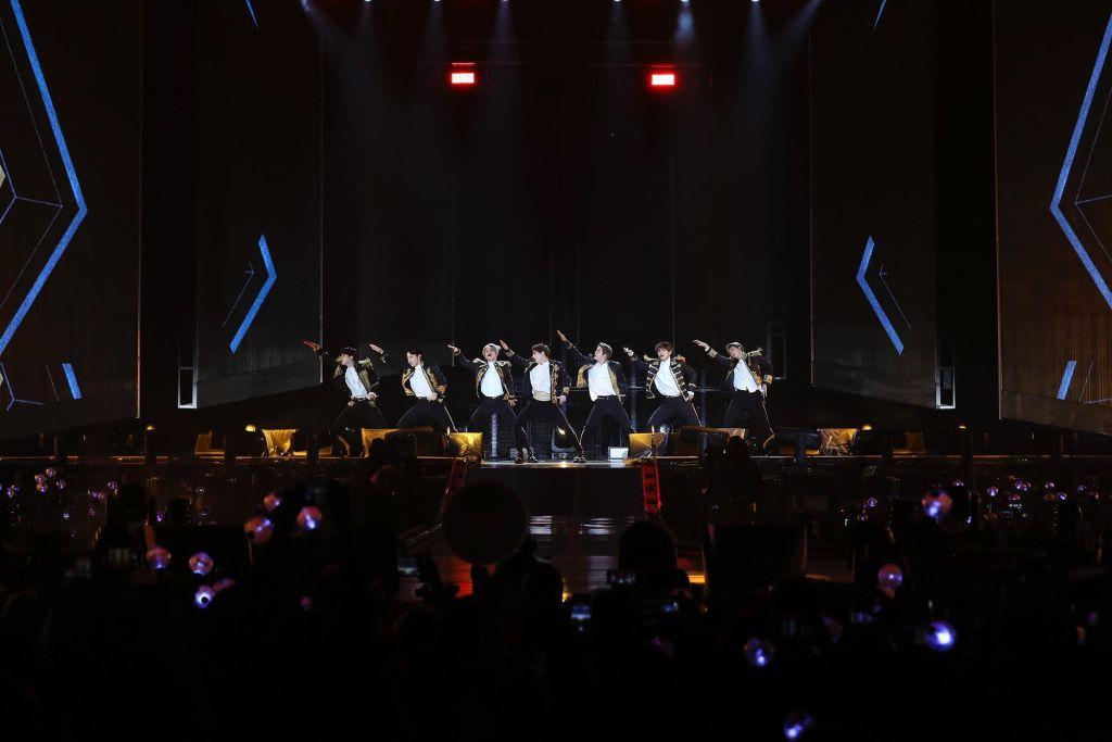 BTS Close U S  Tour With Jubilant Show at New York's Citi