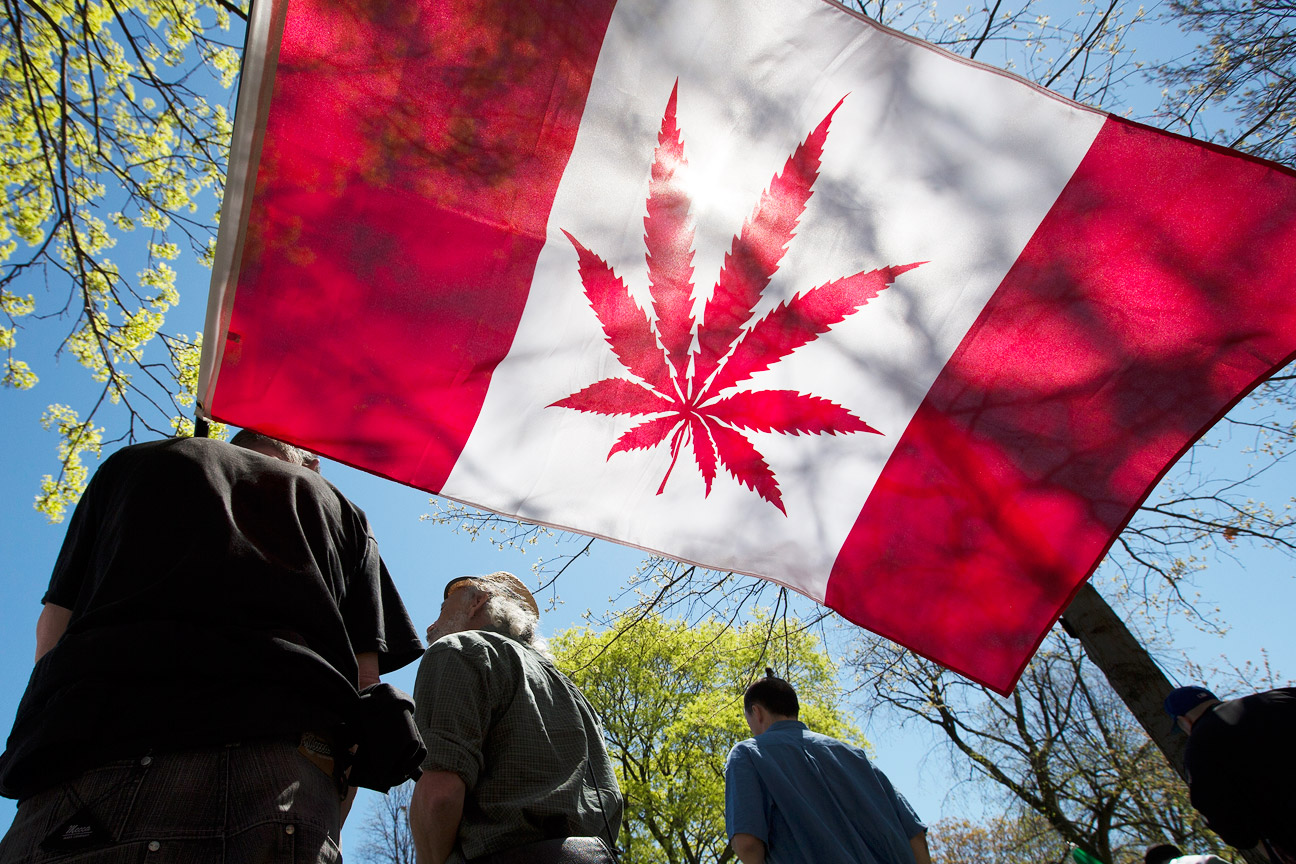 Weed Is Legal in Canada Starting This Week