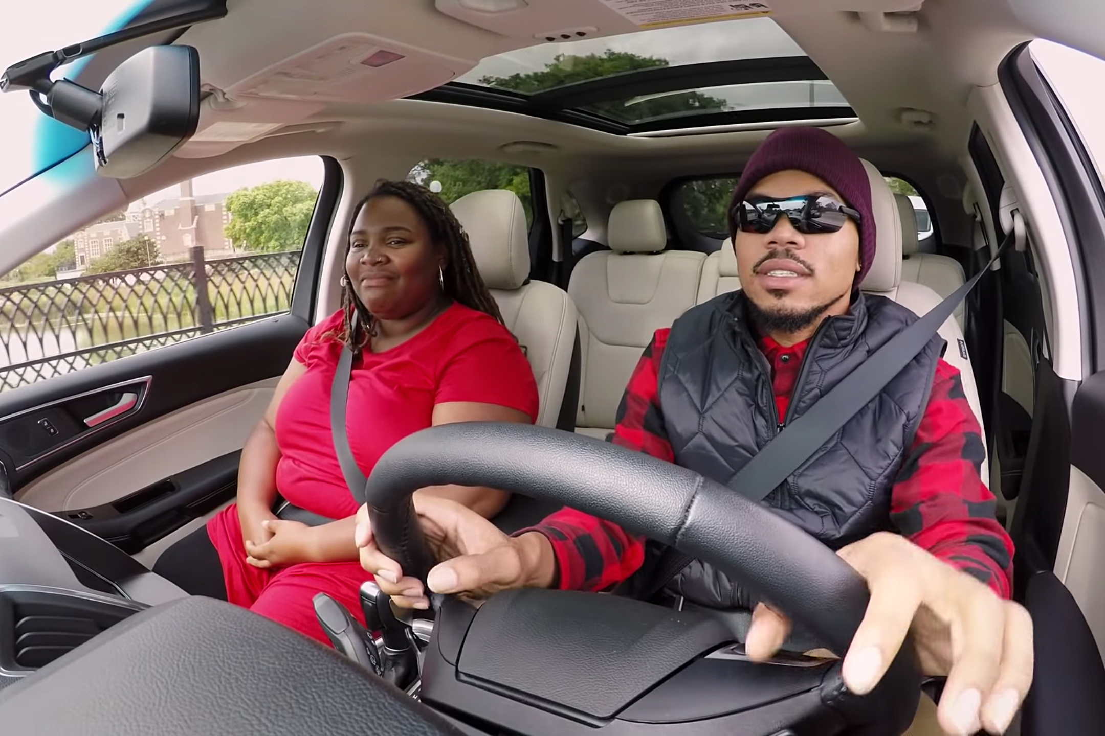 Watch Chance The Rapper Go Undercover As Lyft Driver Rolling Stone