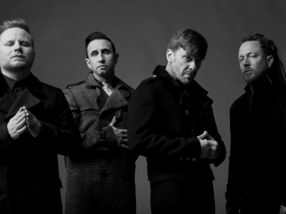 Shinedown Expand 'Attention Attention' World Tour for 2019