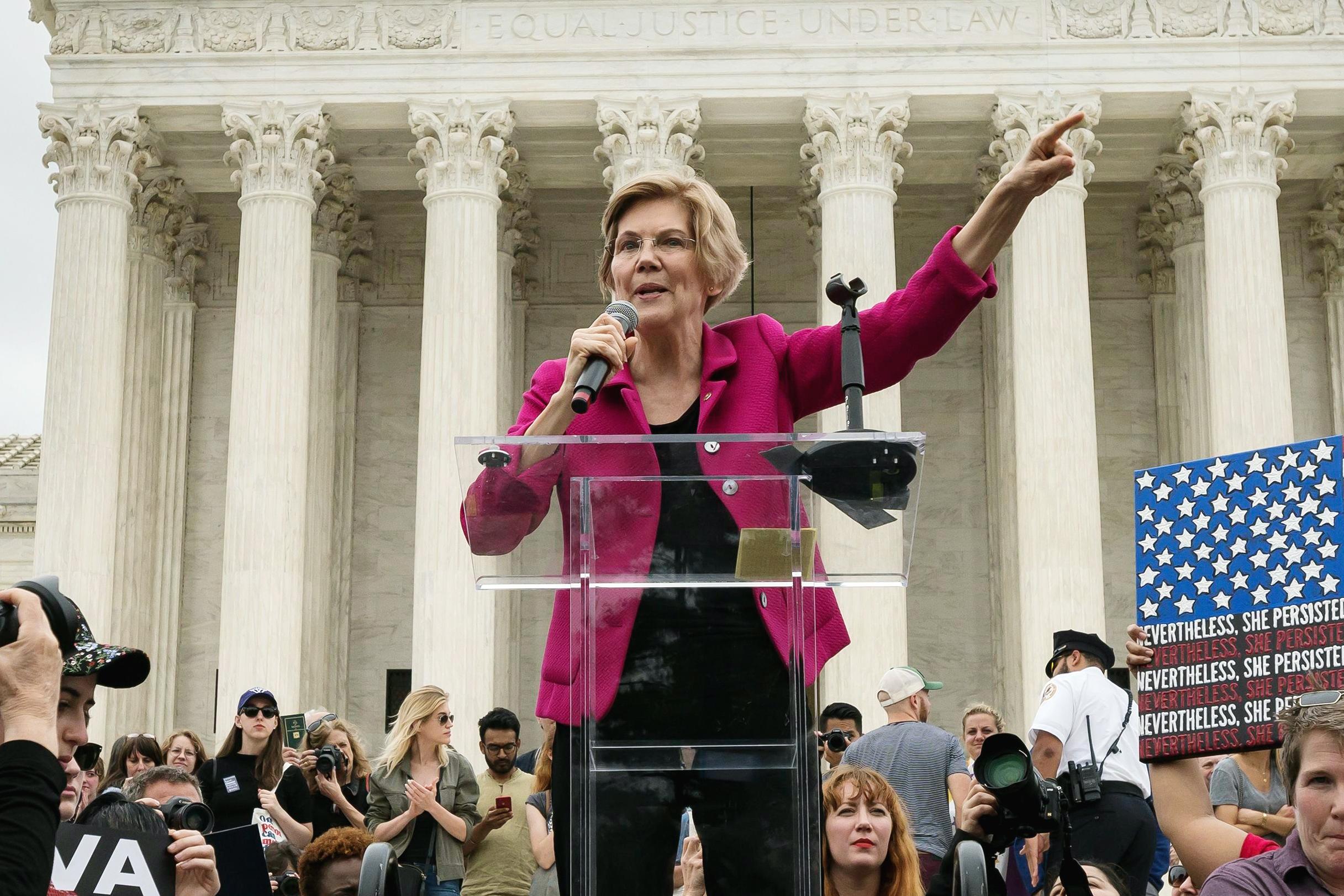 Who's Afraid of Elizabeth Warren?