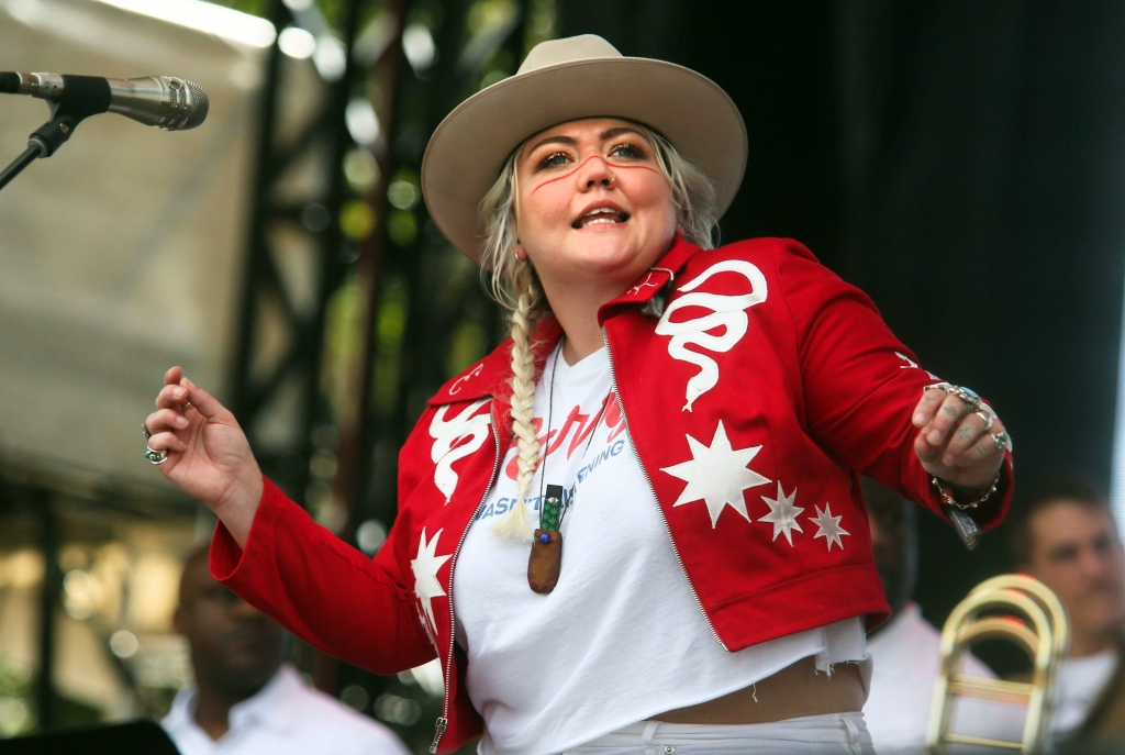 Elle King performs on day three of the Austin City Limits Music Festival's first weekend, in Austin, Texas2018 City Limits Music Festival - Weekend 1 - Day 3, Austin, USA - 07 Oct 2018