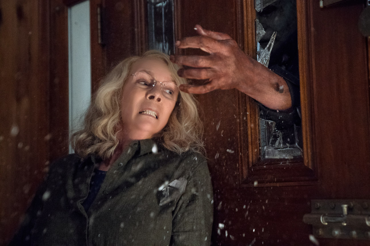 Halloween Movie Review A Slasher Movie Reboot For The Metoo Era