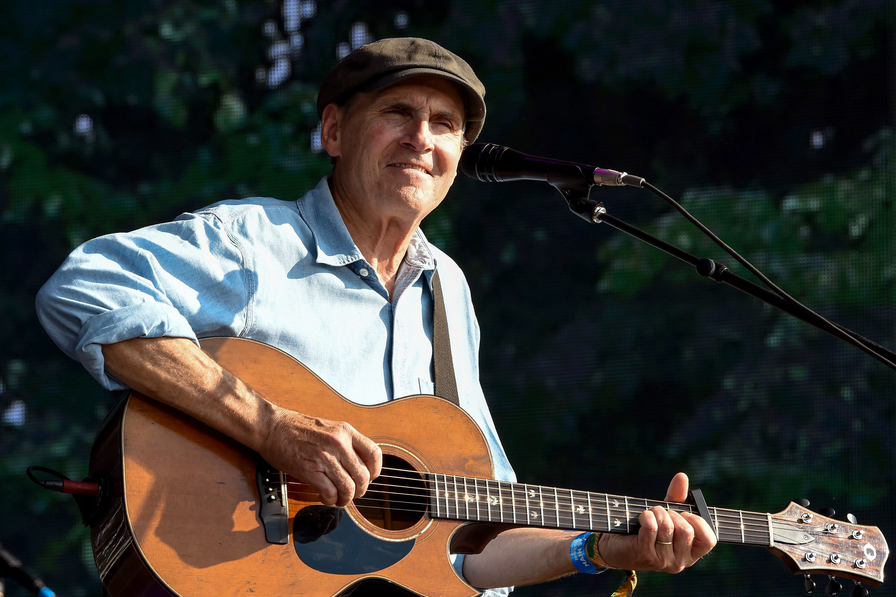 James Taylor Launches 'Million Meals Challenge' For North Carolina After Hurricane Florence
