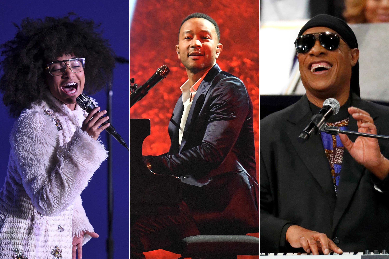 John Legend Taps Stevie Wonder, Esperanza Spalding for Christmas LP ...