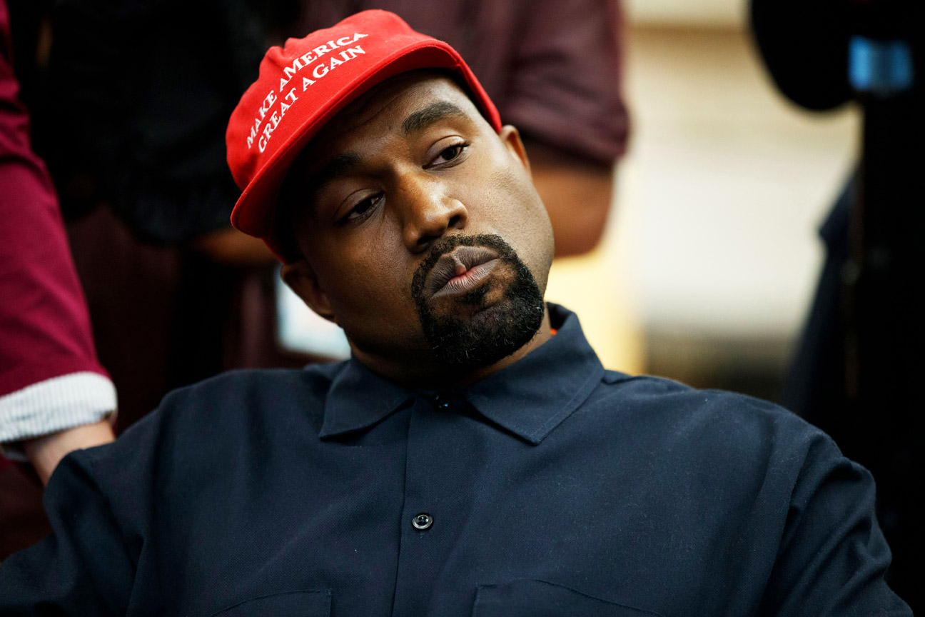 Kanye West's New York Times Talk on Mental Health Canceled After Tumultuous Week