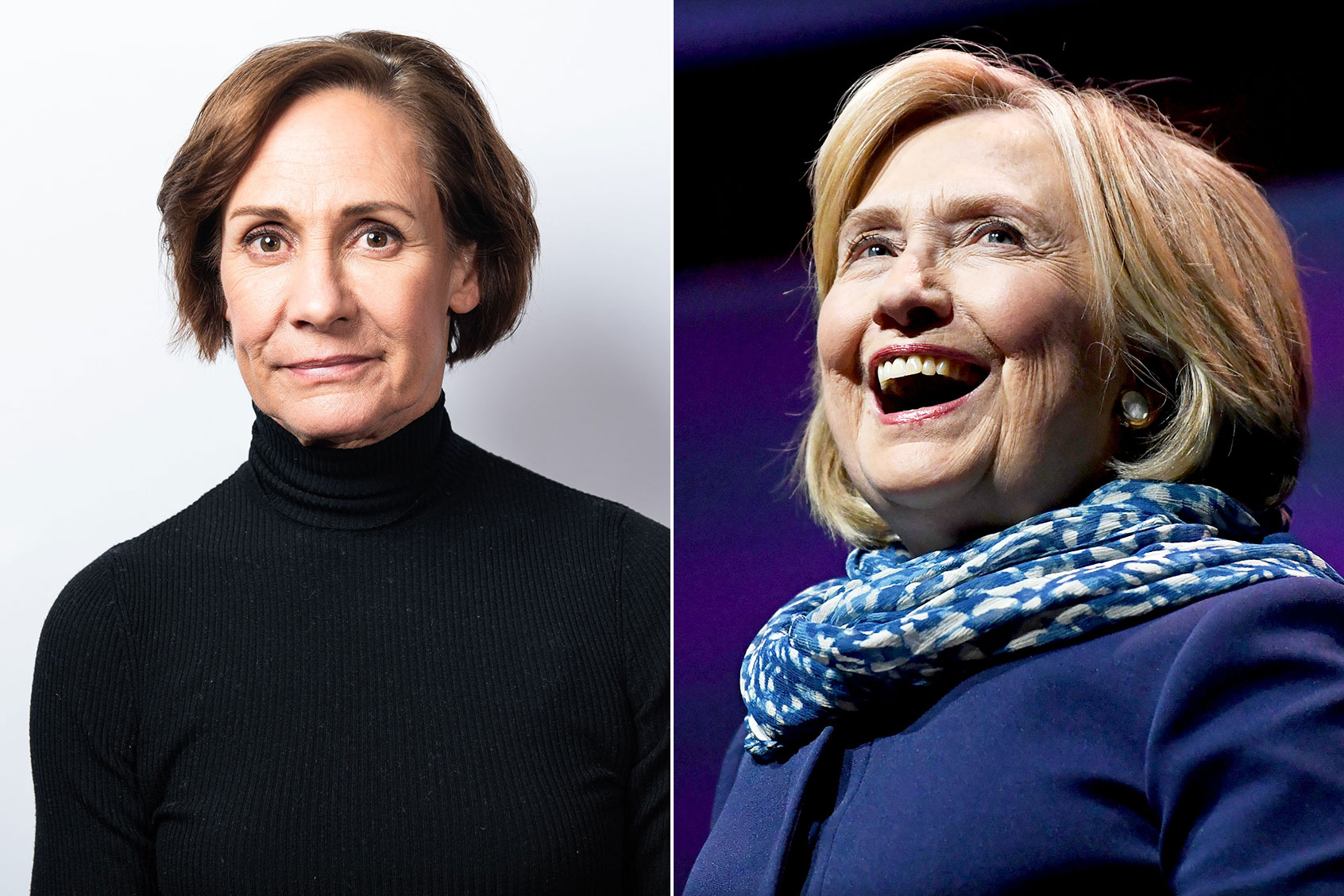 Hillary and Clinton' Broadway: Laurie Metcalf to Play Hillary