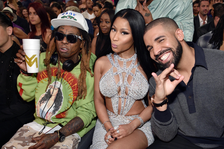 9d98cec606d0e Lil Wayne: Drake, Nicki Minaj Status: 'They're Still My Artist' – Rolling  Stone