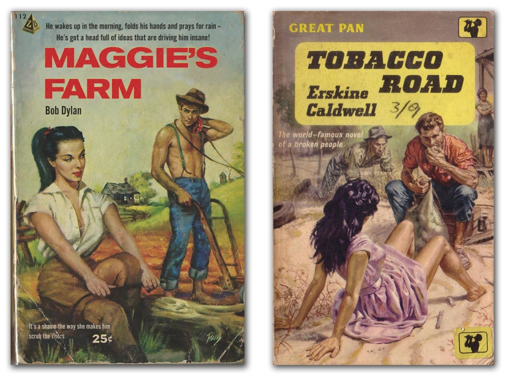 Credits: Courtesy of The Mid-Century Pulp Fiction Cover Project, Pan Books Ltd.