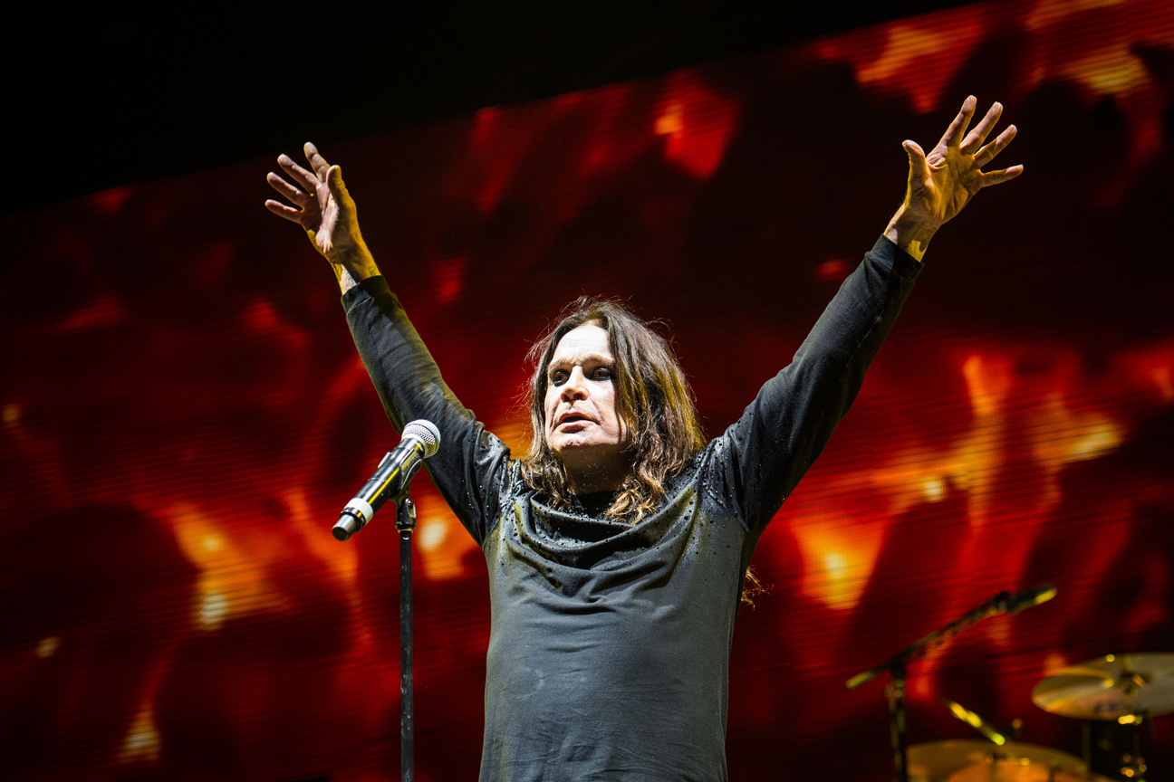 'It Was Agony': Ozzy Osbourne Explains Staph Infection That Derailed Tour
