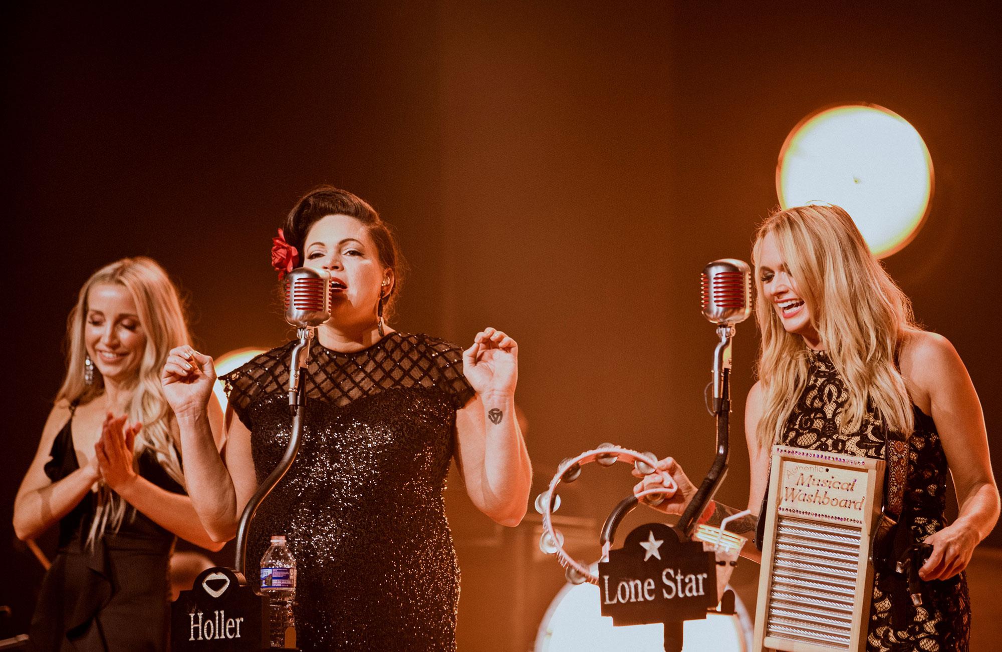 Pistol Annies, Ashley Monroe, Angaleena Presley, Miranda Lambert