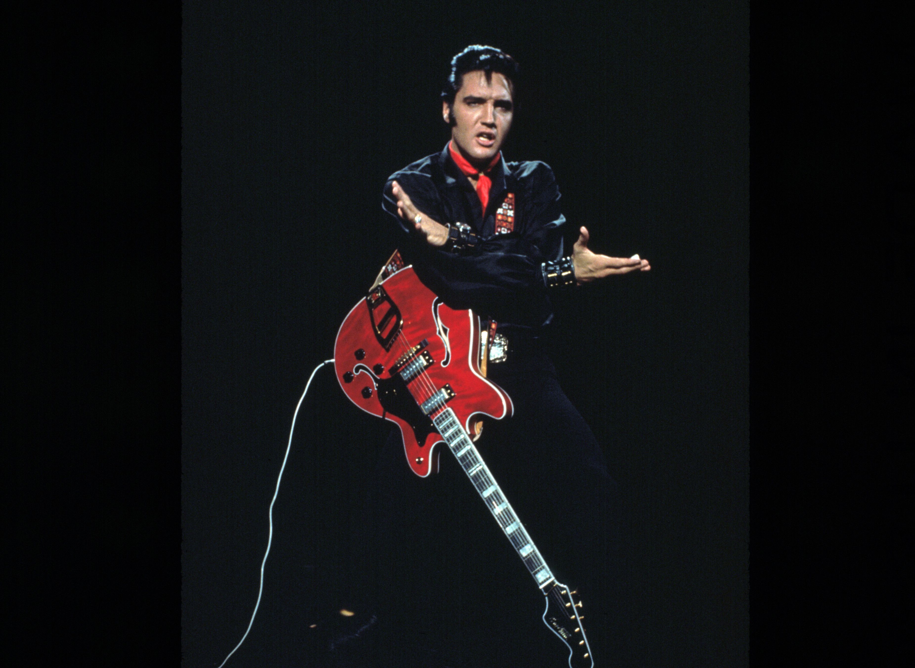 Elvis Presleys 68 Comeback Special To Be Released In New Box Set