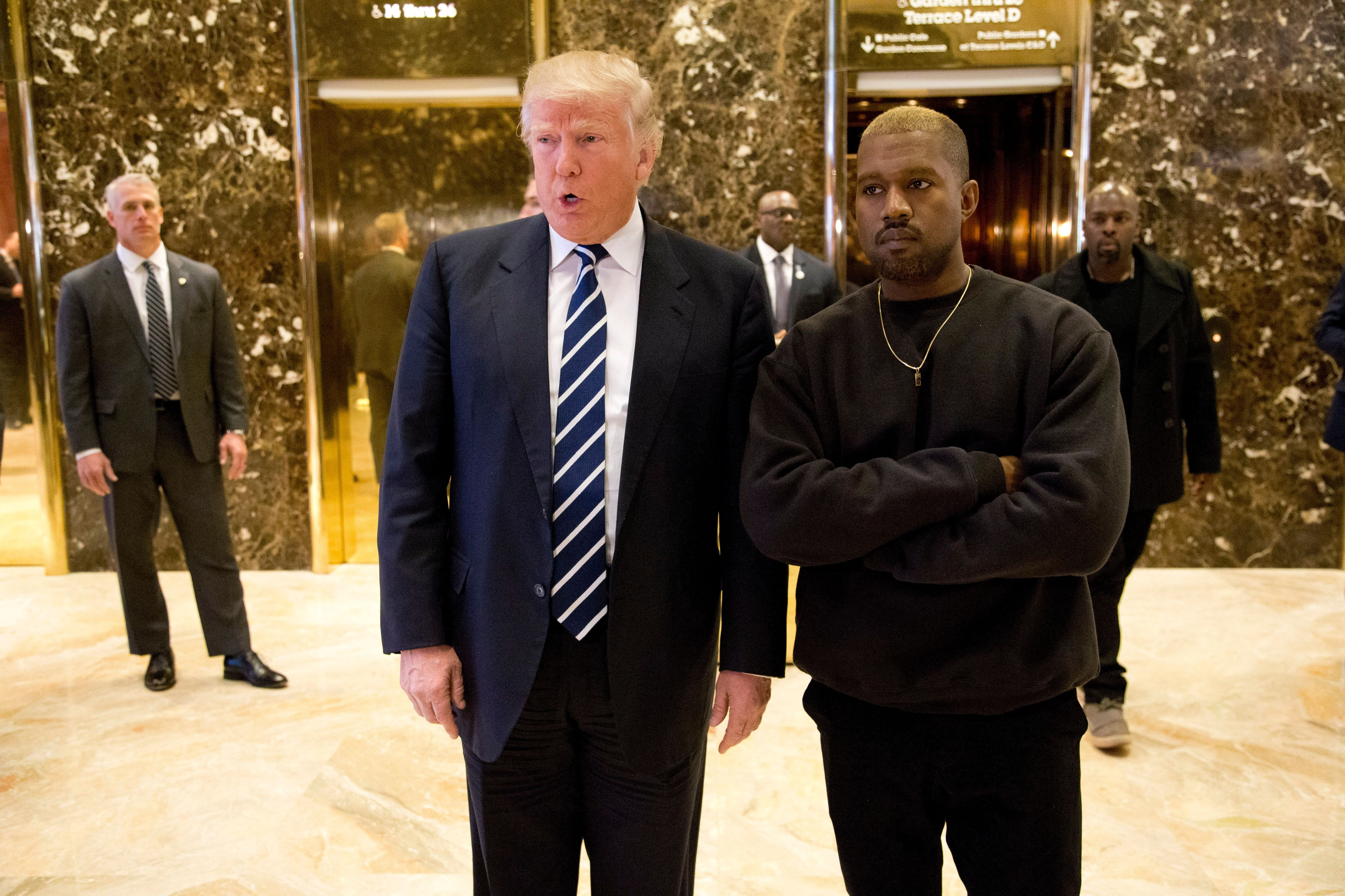 9a895f14d4 Kanye West to Meet Donald Trump at White House This Week – Rolling Stone