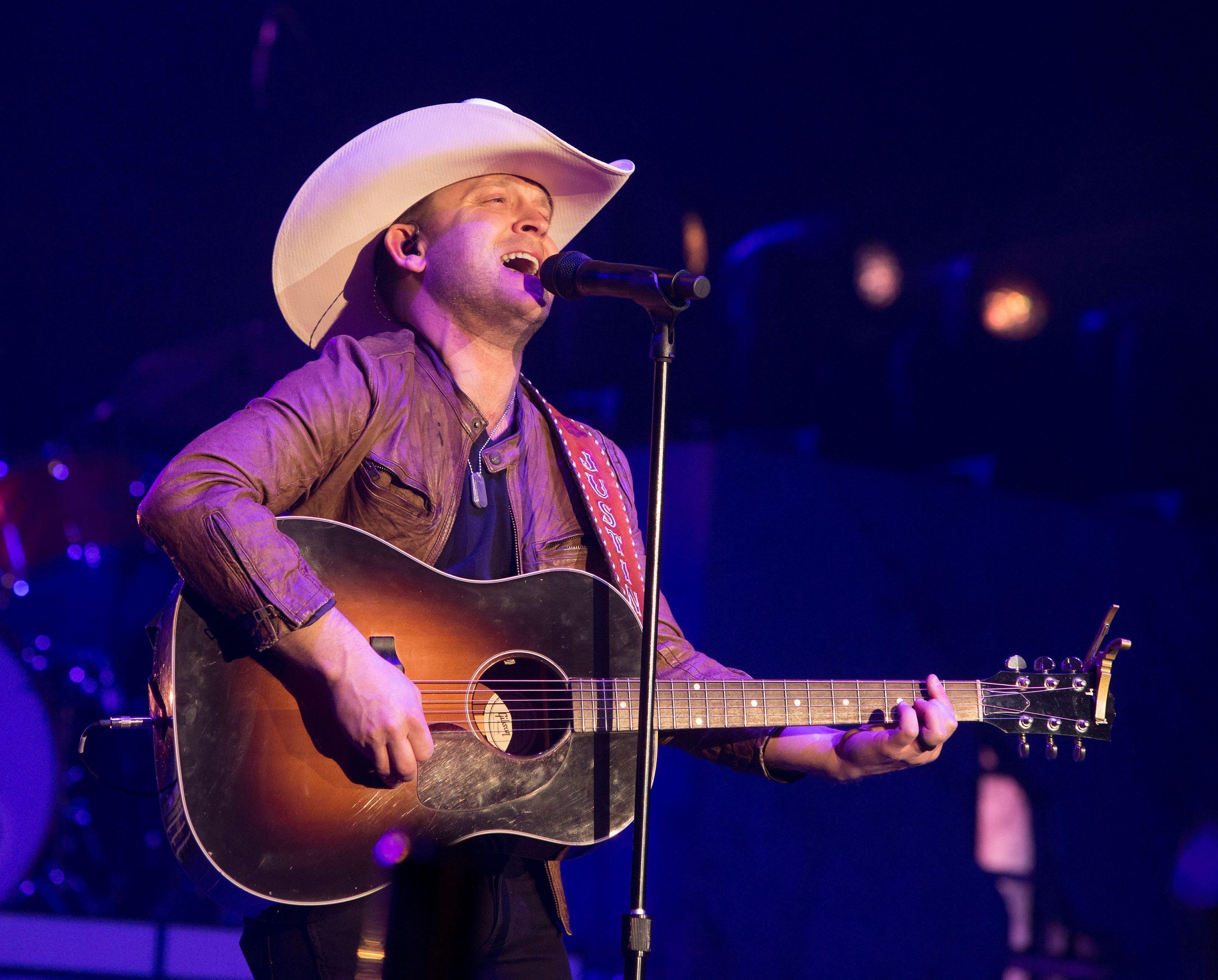 Hear Justin Moore Talk Country Songwriting on Chris Shiflett
