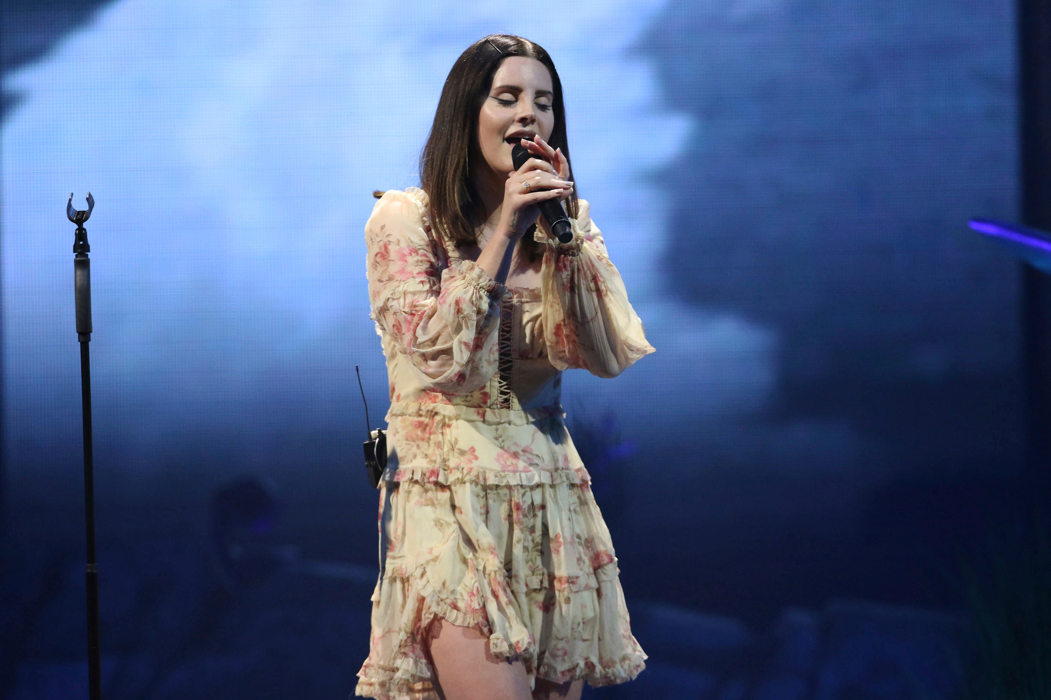 Hear Lana Del Rey Tease New Track 'Norman Fucking Rockwell'