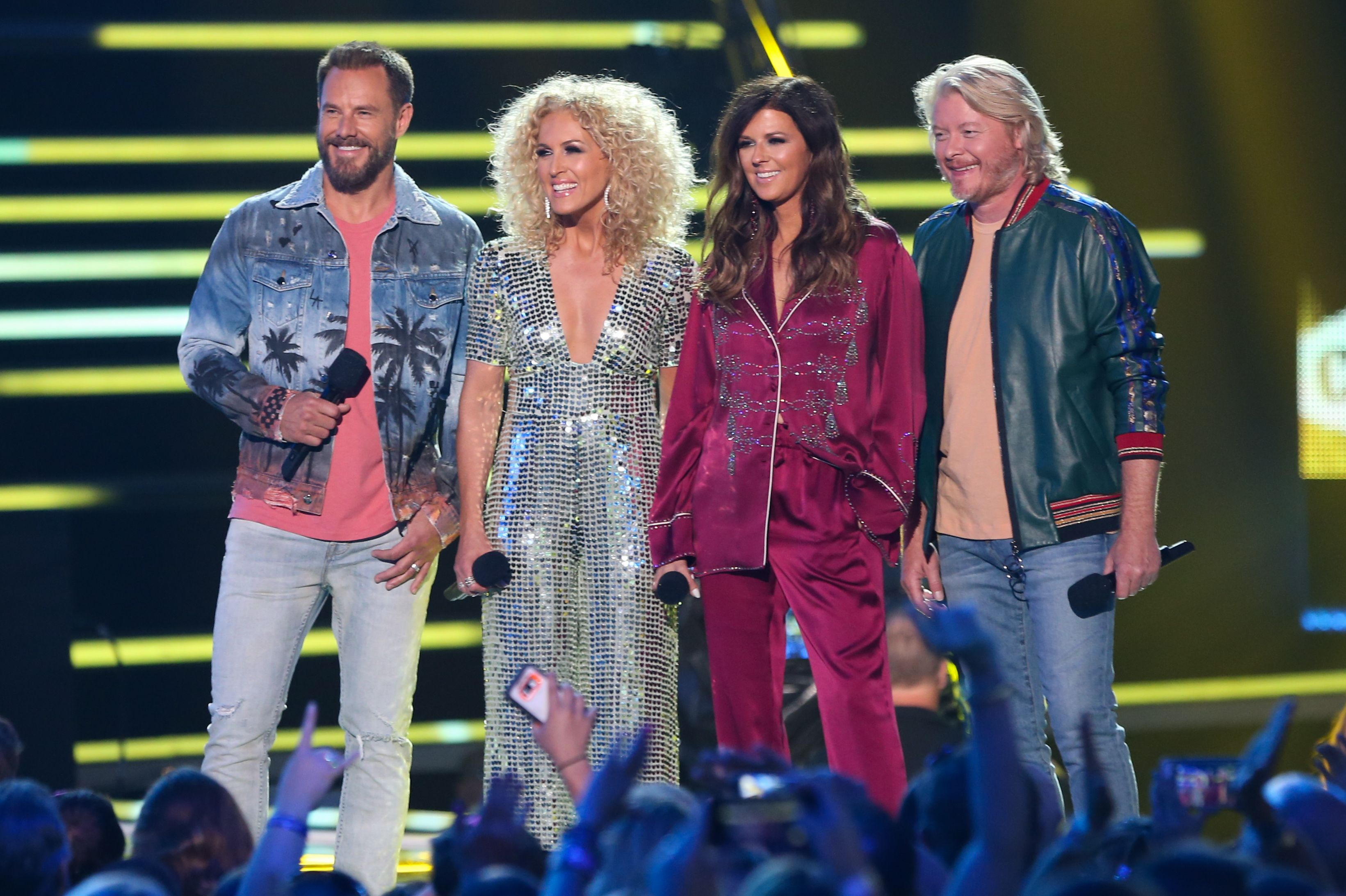 Little Big Town, Breakers Canada Tour