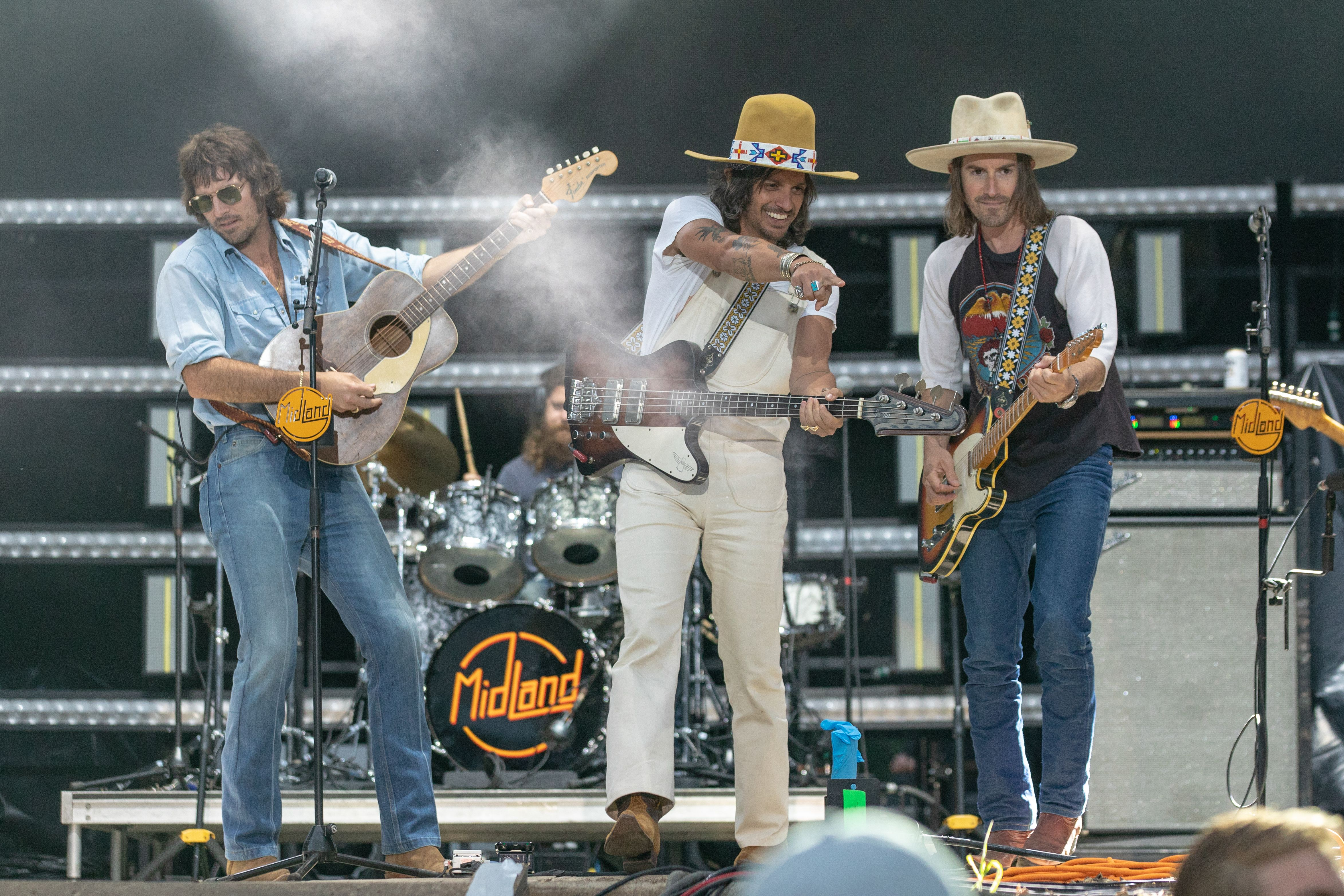 Midland Announce New Electric Rodeo Tour Dates Rolling