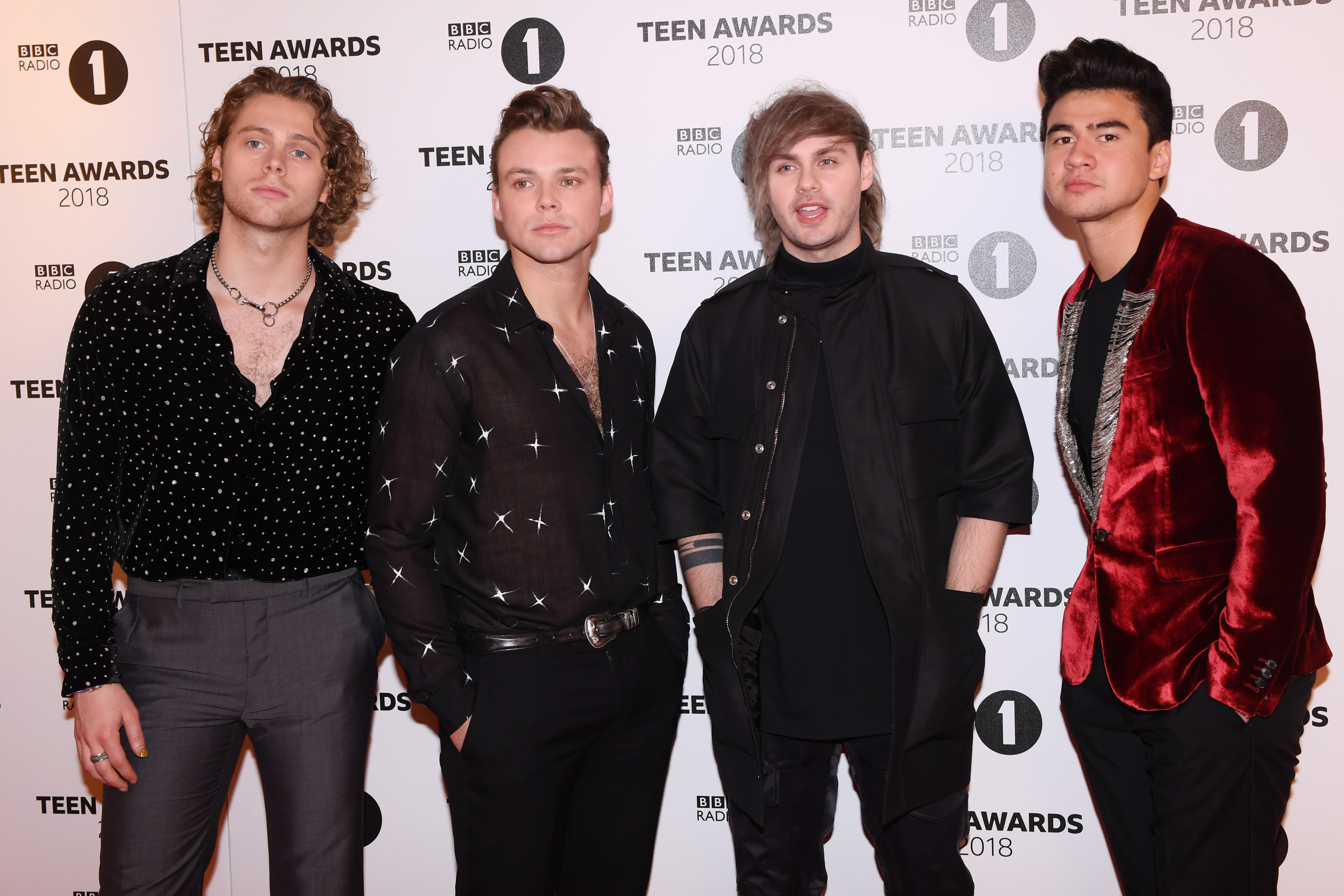 cd74f1a3fc52 5 Seconds of Summer Celebrate Queen s Legacy With  Killer Queen  Cover –  Rolling Stone