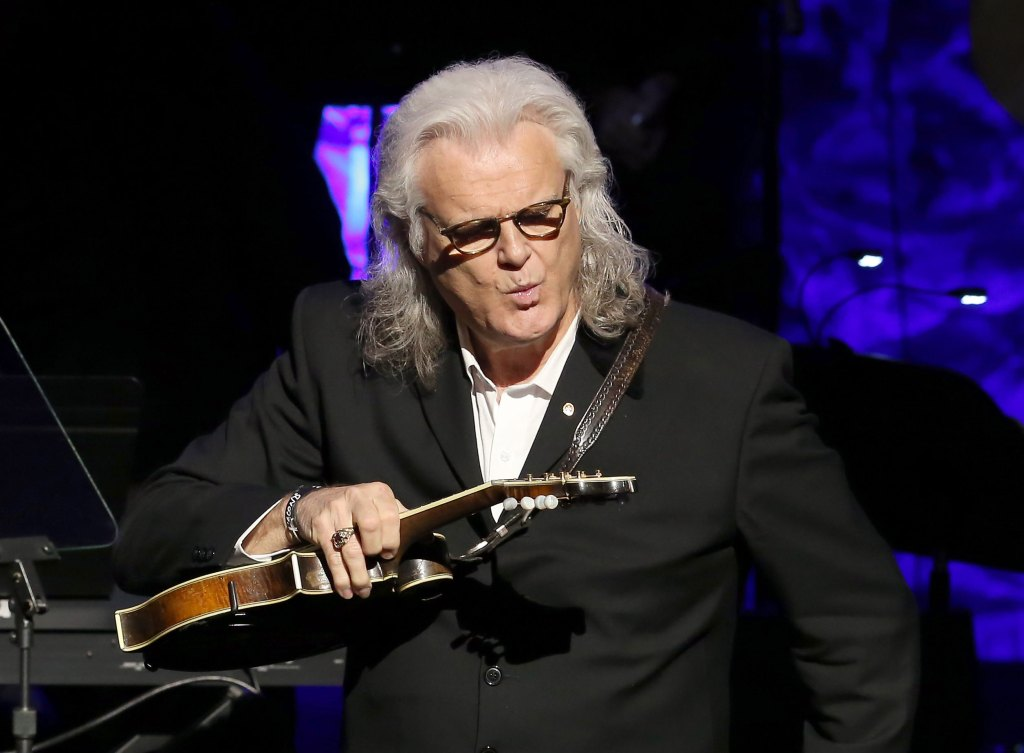 Ricky Skaggs, Country Music Hall of Fame Medallion Ceremony
