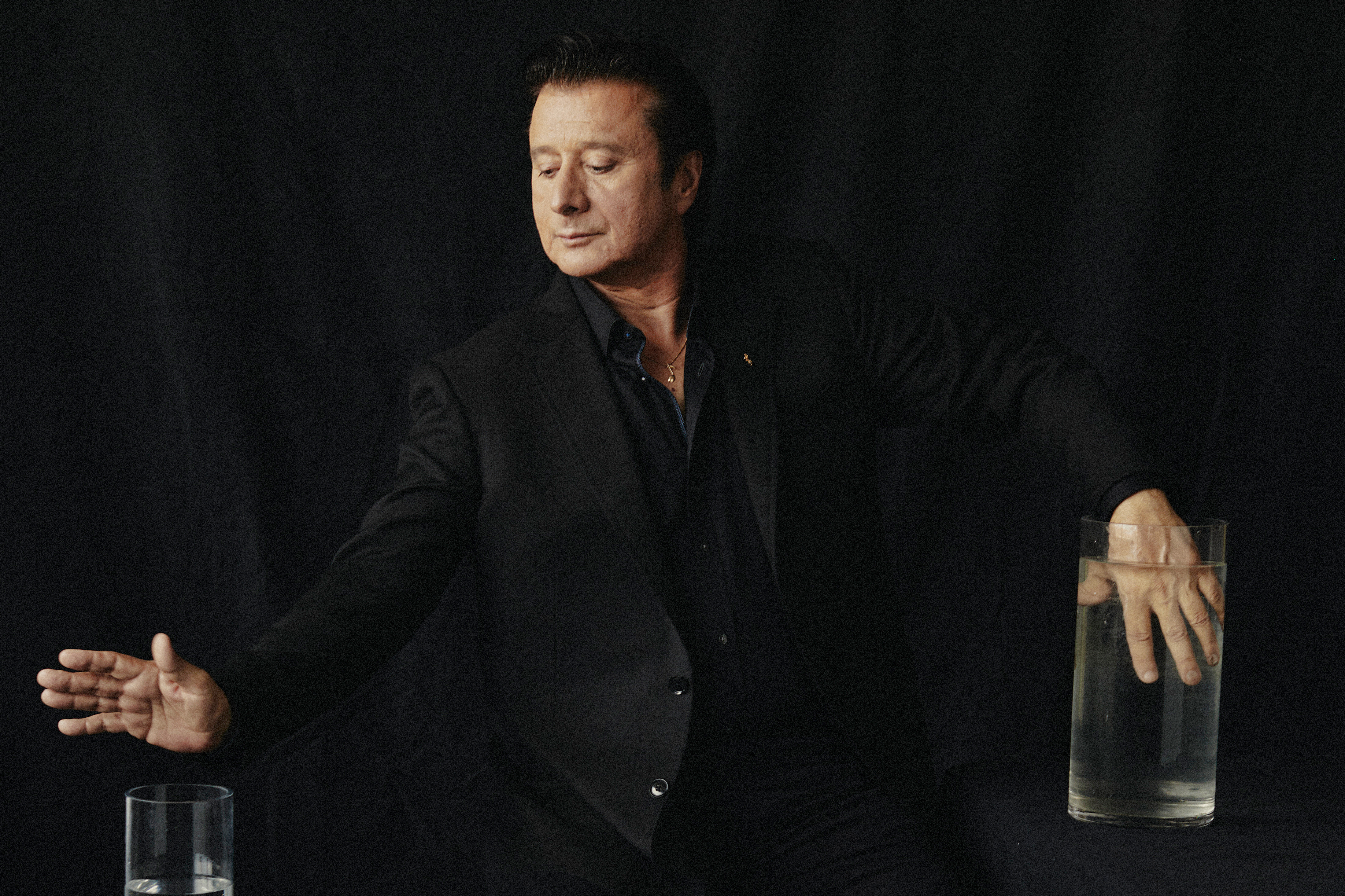 13 Things We Learned Hanging Out With Steve Perry