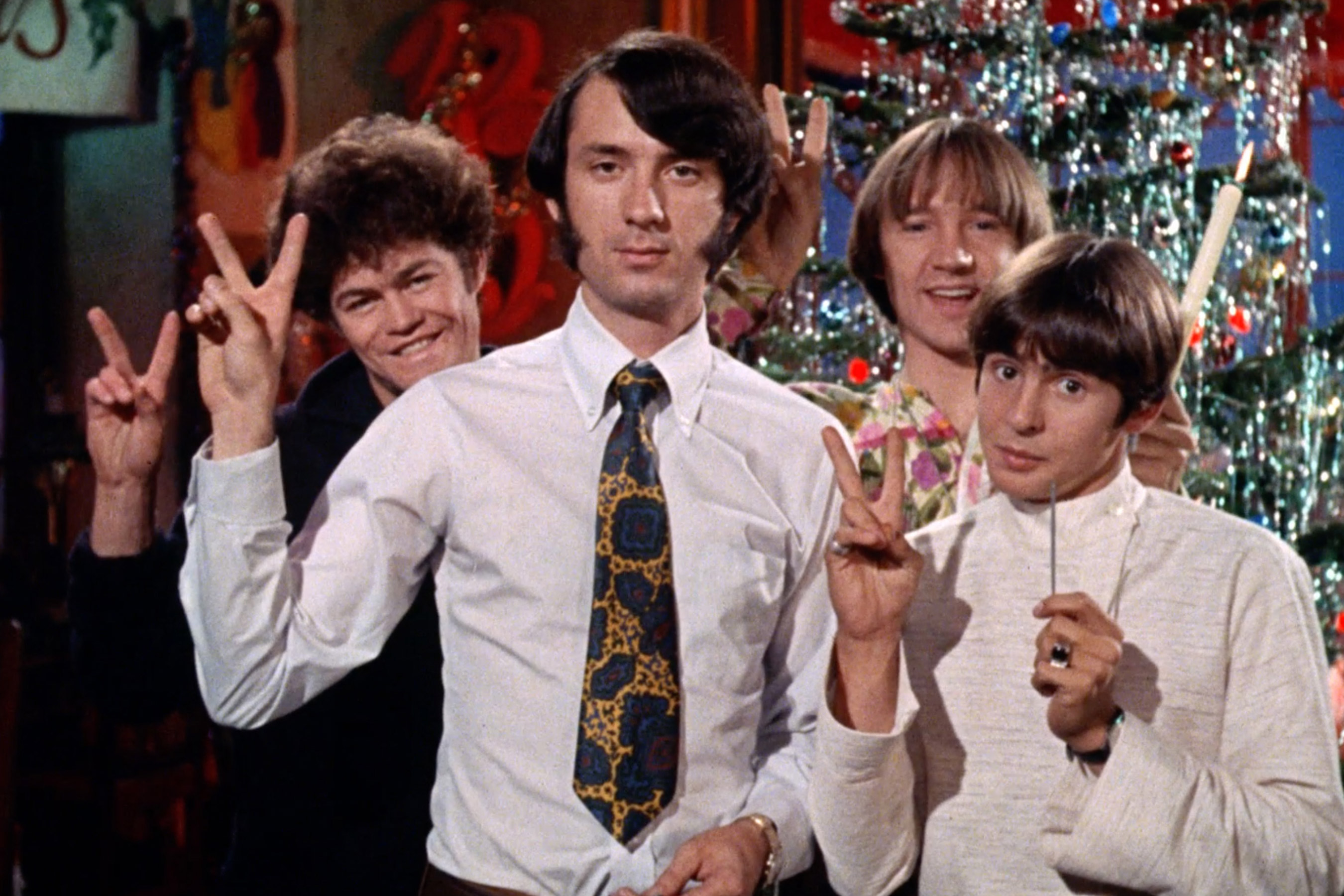 Micky Dolenz Talks Monkees\' New Christmas Album \'Christmas Party ...