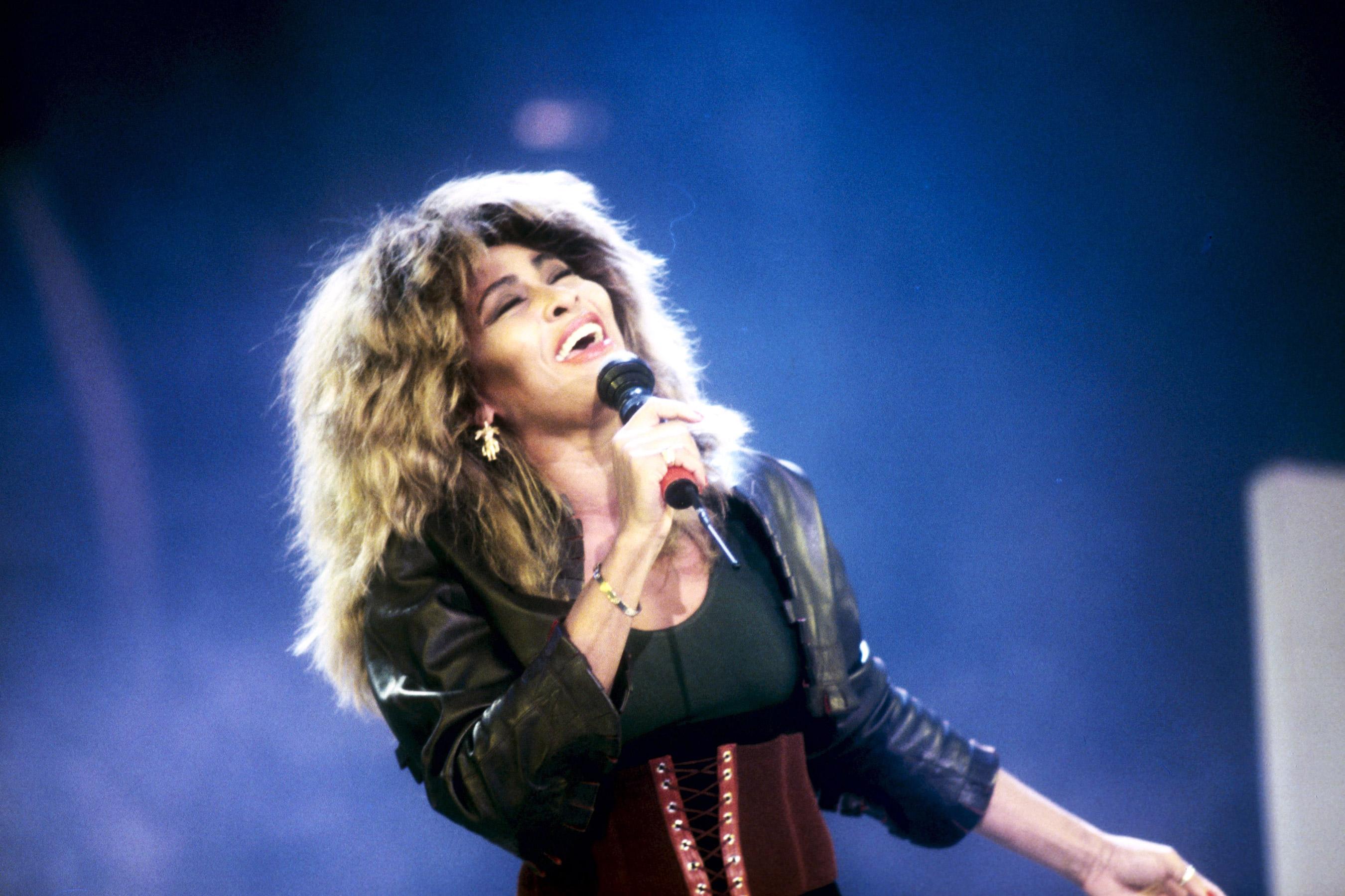 Tina Turner Nude Photos 18