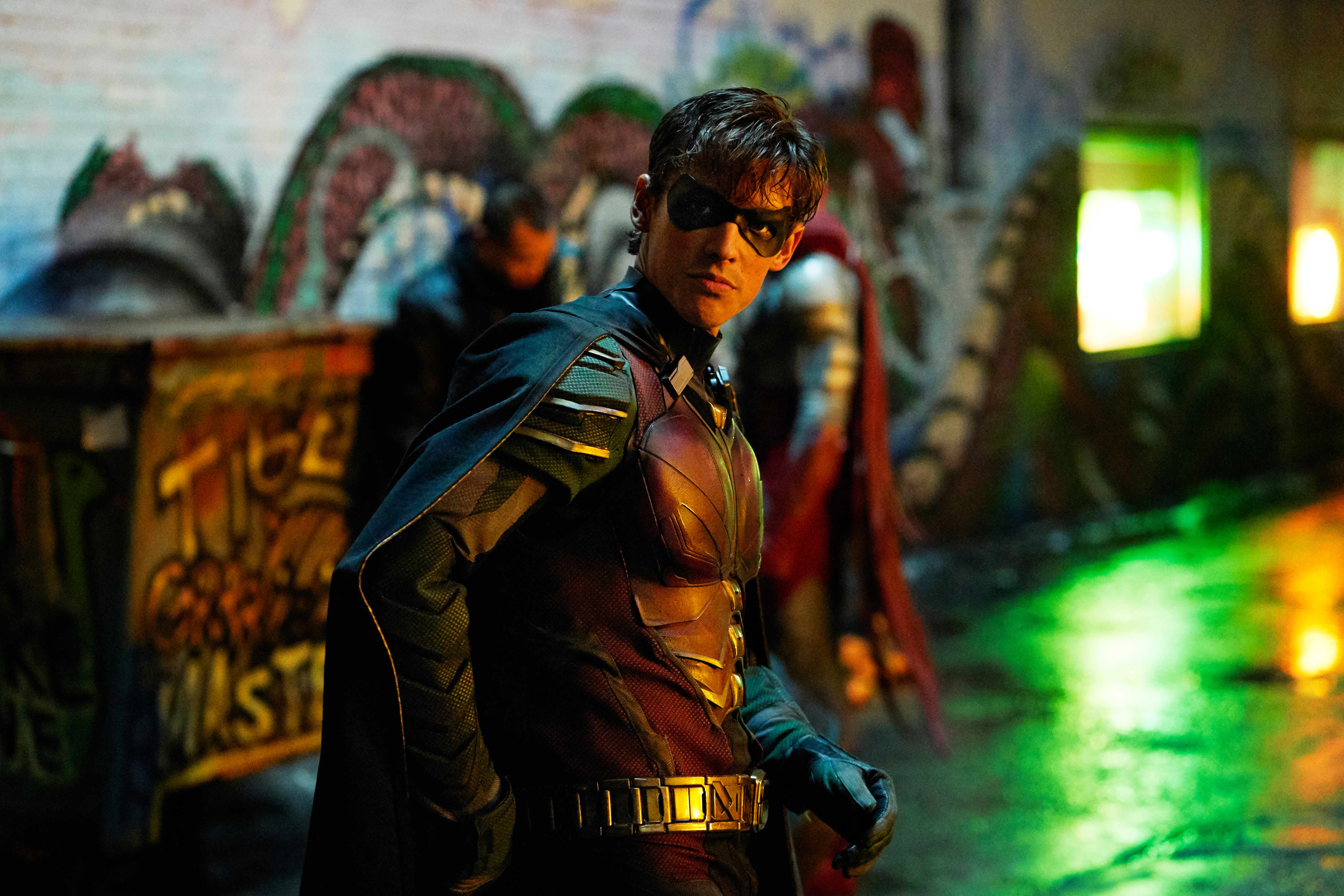 Titans' Takes DC Back to the Dark Ages – Rolling Stone