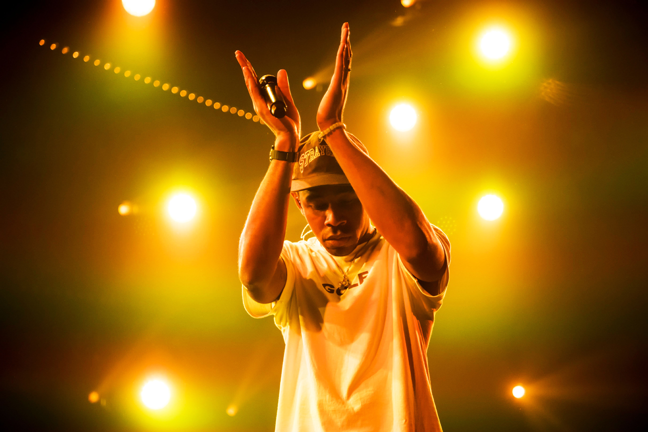 09ee67c0f878 Tyler The Creator performs at the Montreux Jazz Lab during the 52nd  Montreux Jazz Festival