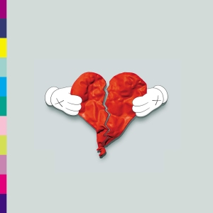 "Kanye West's ""808s & Heartbreaks"", released Nov. 24, 2008."