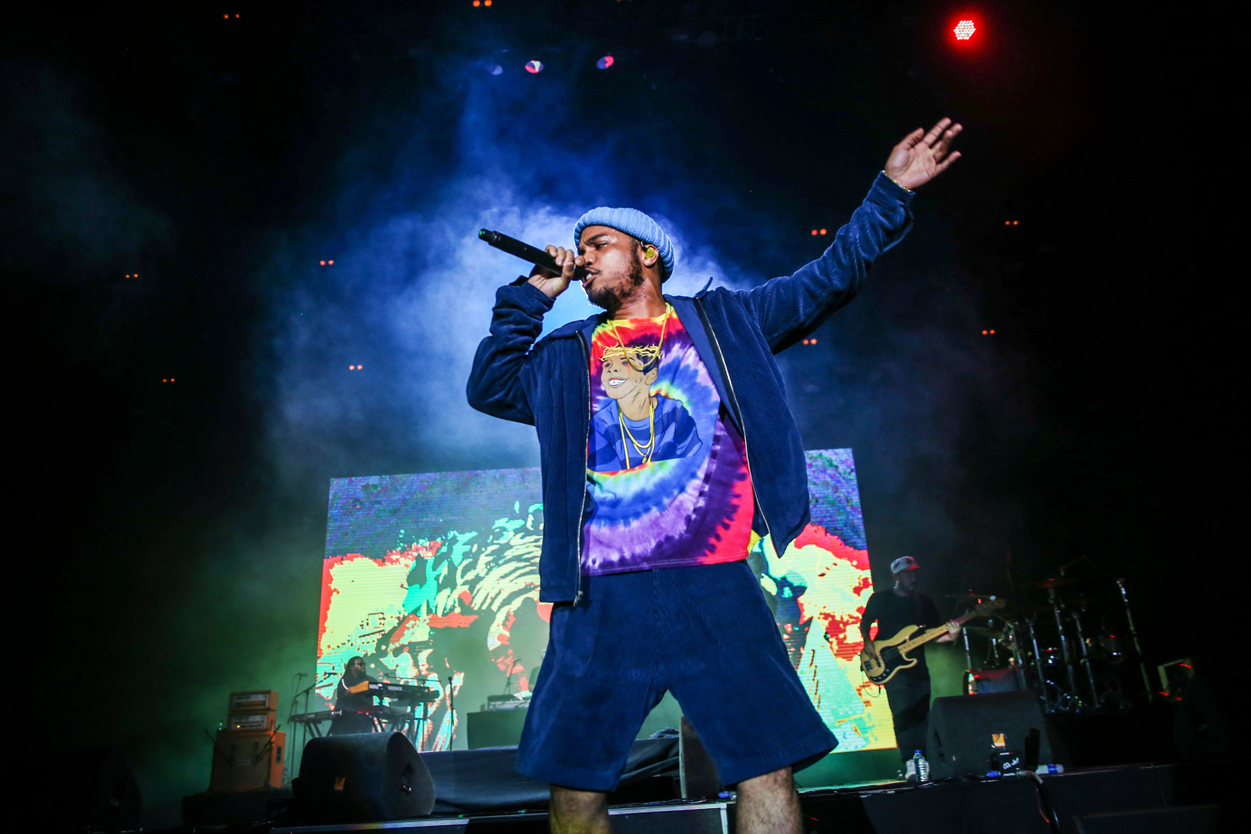Anderson .Paak to Throw Festival in Support of New Album 'Oxnard'