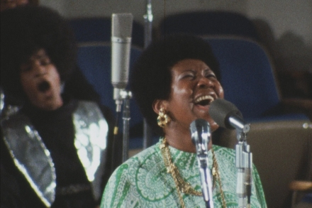 Review: Legendary Aretha Franklin Concert Doc Was Worth the