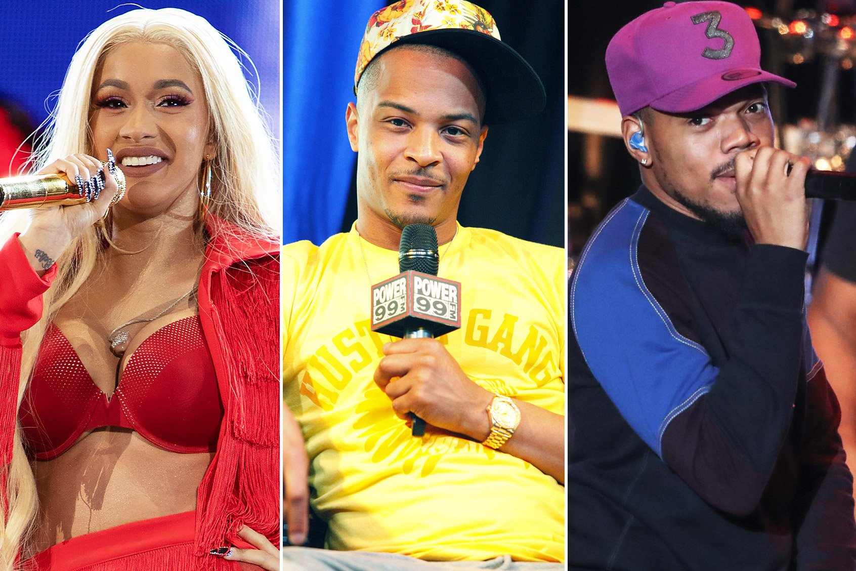Cardi B Rapper: Cardi B, Chance The Rapper, And T.I. Have Their Own