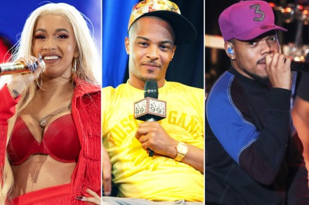 Cardi B, Chance The Rapper, And T I  Have Their Own Netflix