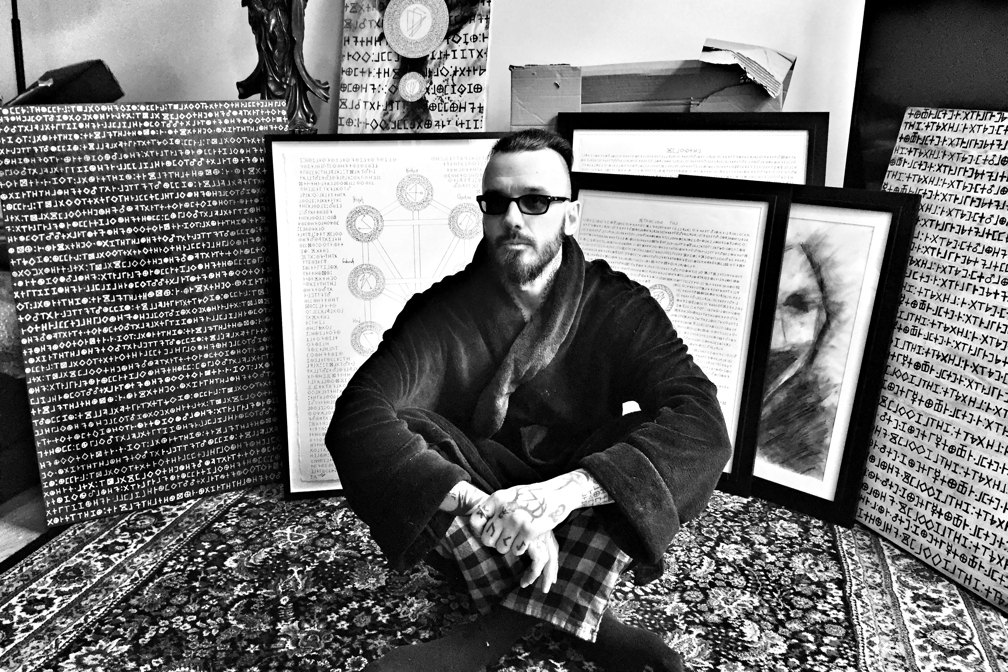 How Damien Echols Used Magick to Survive Death Row – Rolling Stone