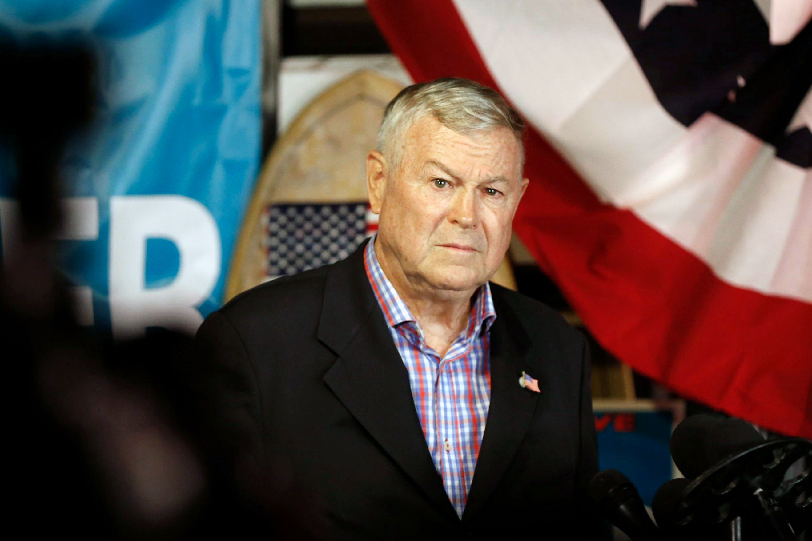 Putin's Favorite Congressman, Dana Rohrabacher, on the Verge of Ouster in California