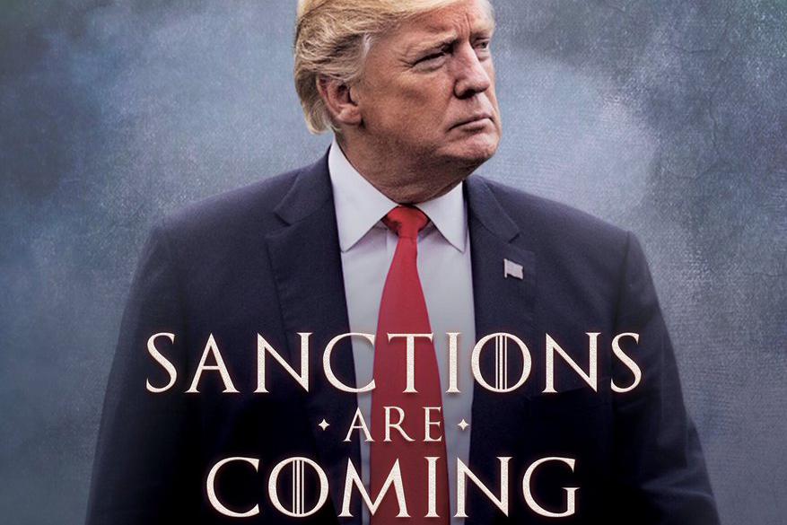 Donald Trump's 'Game of Thrones' Tweet Opens Meme ...