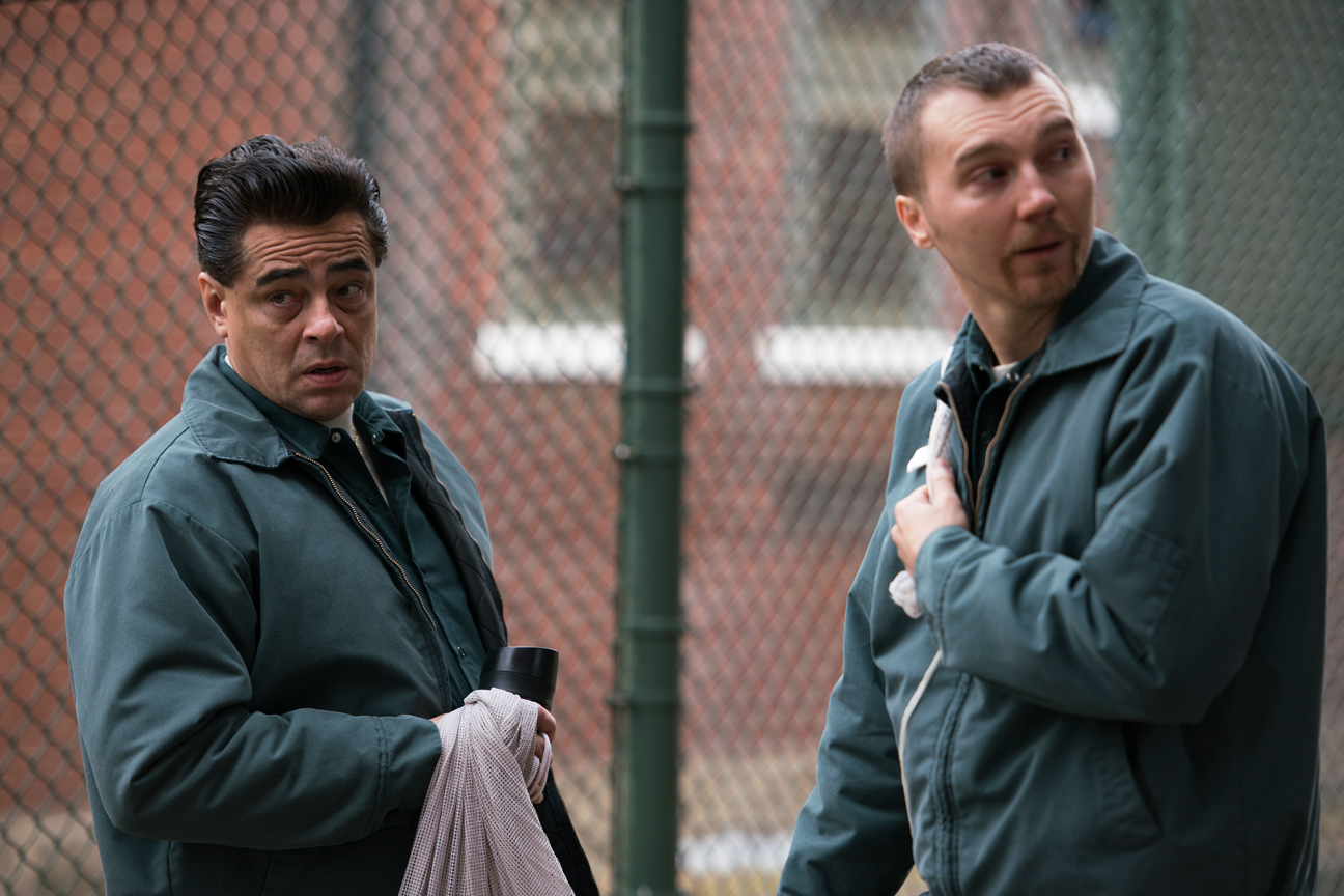 Image result for welcome to dannemora gif