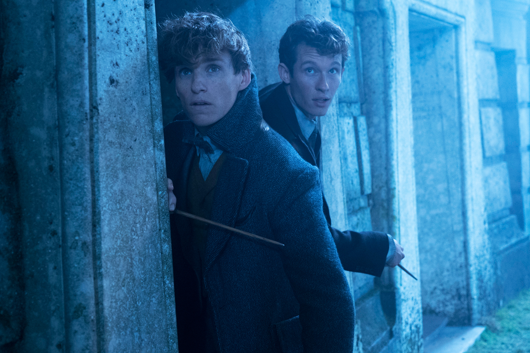 The Crimes of Grindelwald': This Sequel's Strictly for Pottermores ...