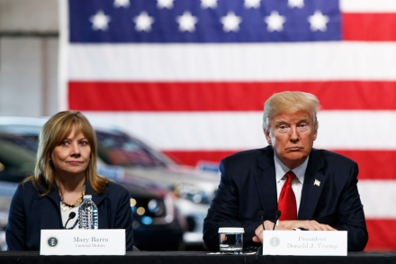 Is Trump to Blame for GM's 15,000 Layoffs? – Rolling Stone