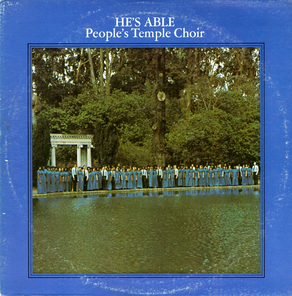 He's Able People's Temple Choir