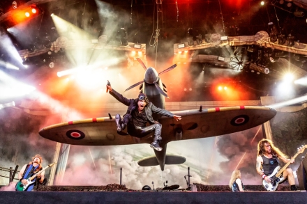 Iron Maiden Plot 2019 Legacy of the Beast Tour – Rolling Stone